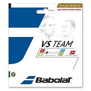 Corda Babolat Vs Team Tripa Natural 17l Set 12m