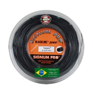 Corda Signum Pro 1.23mm Preta - Rolo com 200 metros