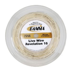 Corda Gamma Revelation 16L 1.32MM Natural - Rolo com 110 Metros