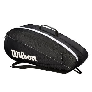 Raqueteira Wilson Team Federer x6