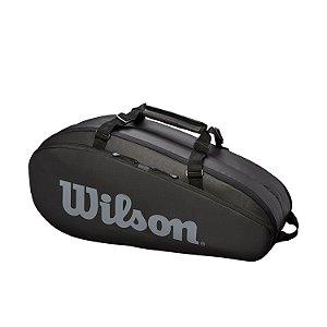 Raqueteira Wilson Tour 2 Comp X6 - Preta