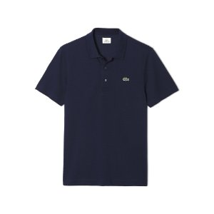 Polo Lacoste Sport Tennis Regular Fit Lisa - Azul Marinho