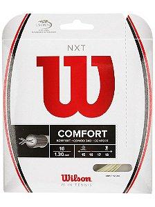 Corda Wilson Nxt Comfort 16/1.30mm - Set 12m