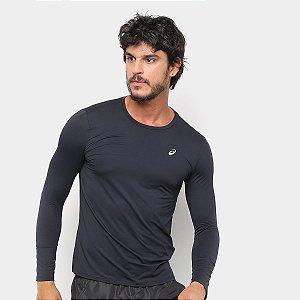 Camiseta Asics Core Running Preta
