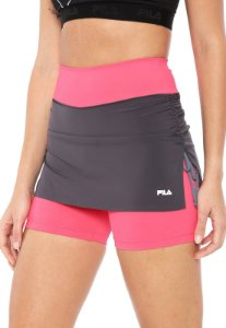 Saia shorts Fem. Fila Running Plus
