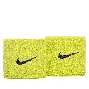 Munhequeira Nike Swoosh Verde com 2 uni. -  Curta