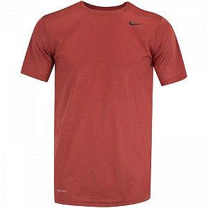 Camiseta Nike Masculina Dry Tee Vinho