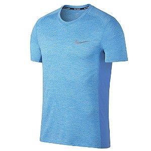 Camiseta Nike Brthe Miller SS Cool Masculino Azul Claro