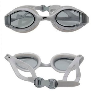 Óculos De Natação Speedo Focus - Cinza/Prata