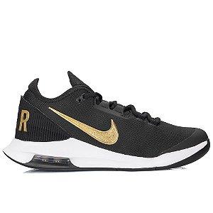 Tênis Nike Air Max Wildcard Preto e Dourado
