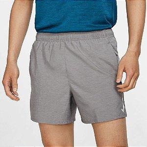 Shorts Nike Challenger Cinza Masculino