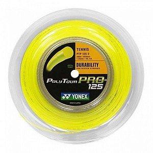 Corda Yonex Poly Tour Pro - Rolo com 200 metros