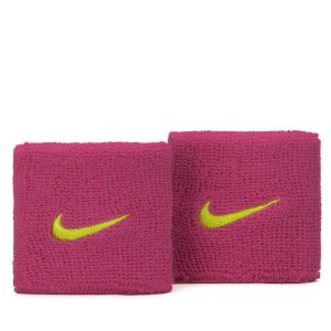 Munhequeira Nike Rosa Escuro