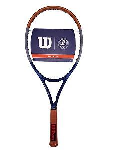 Raquete de Tênis Wilson Clash 100 Roland Garros L3