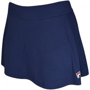 Saia Shorts Fila Tenis Ceti - Azul Marinho