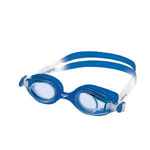 Óculos Junior Olympic Treinamento Speedo - Azul - Único