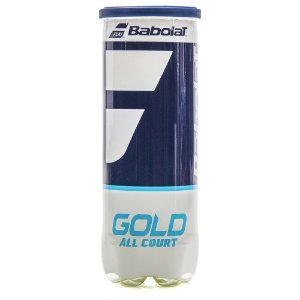 Bola de Tênis Babolat Gold All Court X3