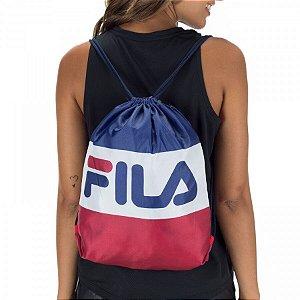 Sacola Bolsa Fila Flag - Gym Sack