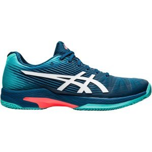 Tênis Asics Gel Solution Speed FF -Mako Blue / Azul Marinho