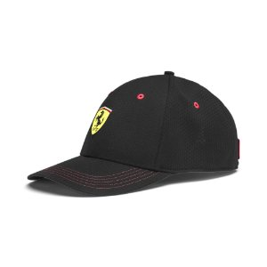 Boné Puma Ferrari Fanwear BB - Preto