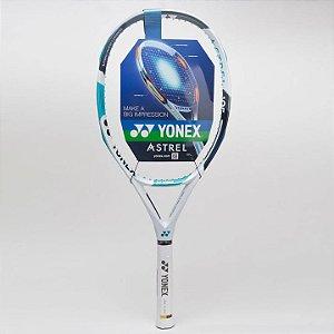 Raquete de Tenis Yonex Astrel 105 - Branca/Azul