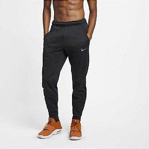 Calça Moletom Nike Therma DRI FIT - Preta