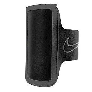 """Braçadeira para Celular Nike Lightweight - Preto (4,7"""")"""