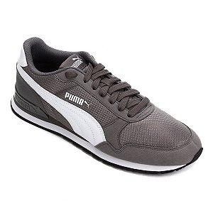 Tênis Puma ST Runner V2 Mesh BDP - Cinza