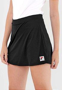 Saia Shorts Fila Aus 21 BR - Preta