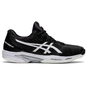 Tênis Asics Solution Speed FF 2 - Preto e Branco