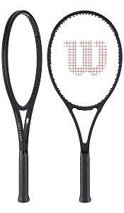 Raquete De Tênis Wilson Pro Staff 97 V13 Preto