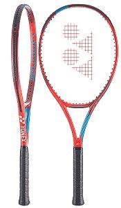 Raquete De Tênis Yonex Vcore 98 Vermelho e Azul