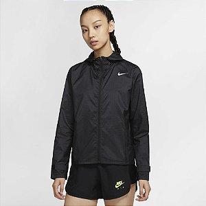 Jaqueta Corta Vento Nike Essential Feminina - Preta