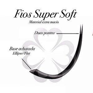 Cílios Fio a Fio - 0.20 - Super Soft -