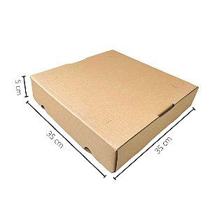 K-3535 -  35x35x5 cm. Pacote C/ 10. Valor unid. R$ 5,59