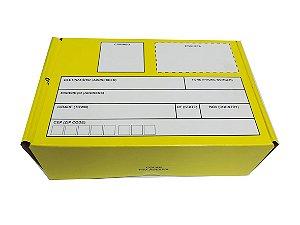 Caixa para Encomendas 22 - C 260 x L 170 x A 85 mm. Pacote com 10 unidades
