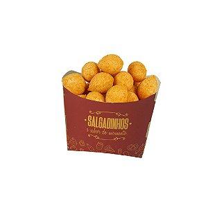 Embalagem para Mini Salgados 01 - Pacote com 50 unidades