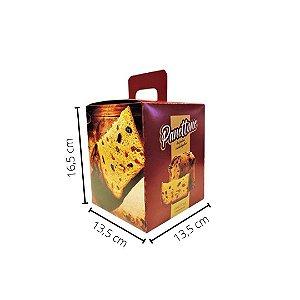 Cx PAN.   13,5x13,5x16,5 cm. Pacote c/50 unid. Valor unid.R$ 2,80