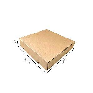 K-2020 -  20x20x5 cm. Pacote C/ 10. Valor unid. R$ 2,86