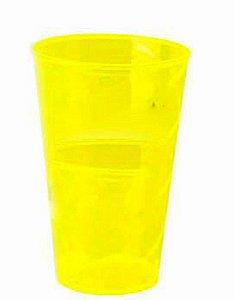20 Copos Twister De 500 ml Em Acrílico Várias Cores Sem Estampa