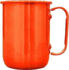 10 Canecas de Alumínio Sem Estampa para Transfer e Silk 350 ml