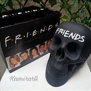 Caveira Logo Friends