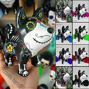Cachorro Esqueleto Mexicano