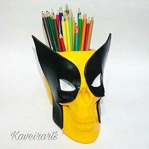 Caveira Porta Treco Wolverine