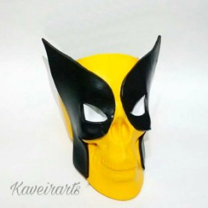 Caveira Wolverine