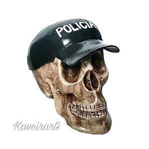Caveira Policia (Grande)