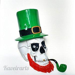 Caveira St Patrick's day