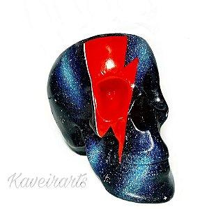Caveira Galaxy Bowie (Grande)