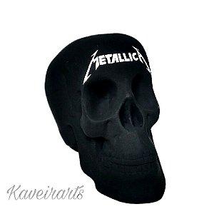 Caveira Metallica Grande