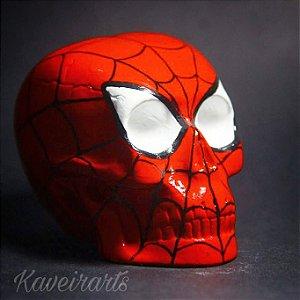 Caveira Homem Aranha P